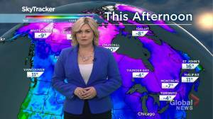 Saskatchewan weather outlook: warmer temperatures ahead