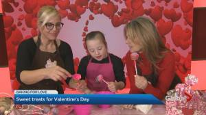 How to prepare do-it-yourself tasty treats for Valentine's Day