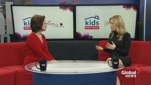 Kids Kottage on Global News Morning Weekend