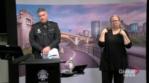 Calgary police diffusing more situations as Calgarians work through COVID-19 rules (01:32)