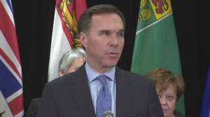 Morneau, other ministers not looking yet at ad hoc payments for agriculture industry
