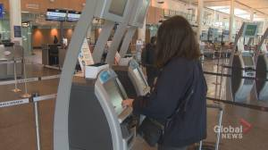 Travellers at Montreal airport struggling to get home as international borders close