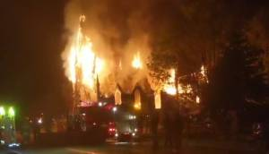 Parham, Ont., residents speak out after shooting and historic church fire