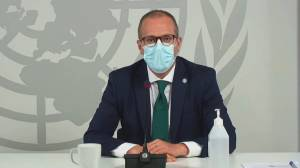 WHO issues COVID-19 warning to Europe ahead of summer travels (01:12)