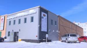 Regina Sports Performance Centre opens its doors (02:11)