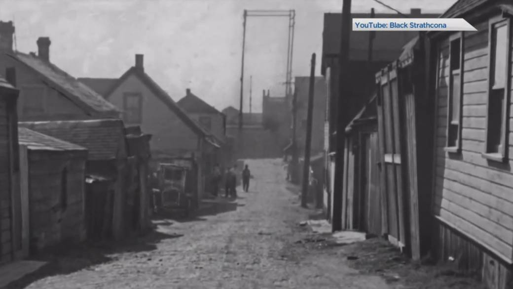 Click to play video 'Uncovering the history of Black Vancouverites in Hogan's Alley'
