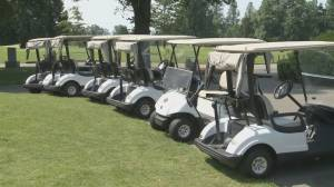 WorkSafeBC appears to back away from new regulations for golf carts