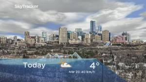 Edmonton early morning weather forecast: Wednesday, March 11, 2020