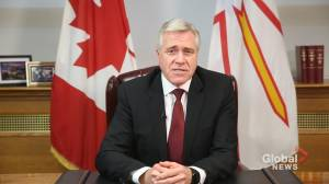 N.L. Premier Dwight Ball steps down