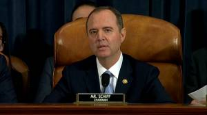 "Schiff opens Trump impeachment hearings: ""Must we simply 'get over it?'"""
