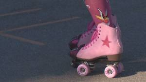 Has roller-skating ever truly gone out of fashion? (02:03)