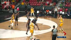 Edmonton Stingers chasing back-to-back CEBL title at hometown championship weekend (02:17)