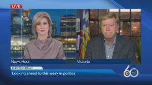 Busy week ahead in B.C. politics