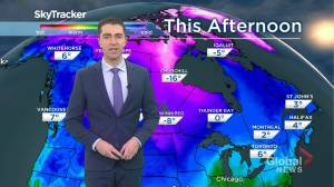 Saskatchewan weather outlook: Nov. 21