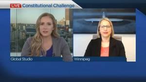 Winnipeg lawyer filing constitutional challenge