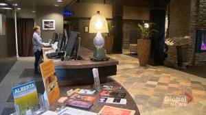 COVID-19 concerns close major Alberta hotels; big changes at those still open