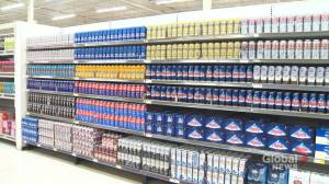 Beer being offered in some N.B. grocery stores