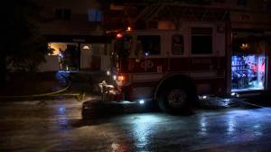 New Year's Day fire guts apartment in southeast Calgary