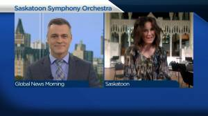 Saskatoon Symphony Orchestra ends season with prairie tribute (04:10)