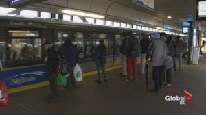 Talks continue as full SkyTrain strike looms