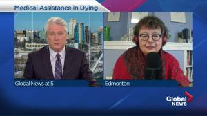 Senator Paula Simons on controversial debate over medically assisted death for those with mental illness (04:33)