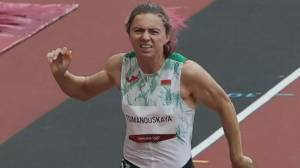 Belarusian Olympic sprinter granted Polish visa over fears for her safety (01:57)