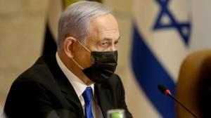 Netanyahu: Attacks will continue until Israel's 'aim is met' (01:46)