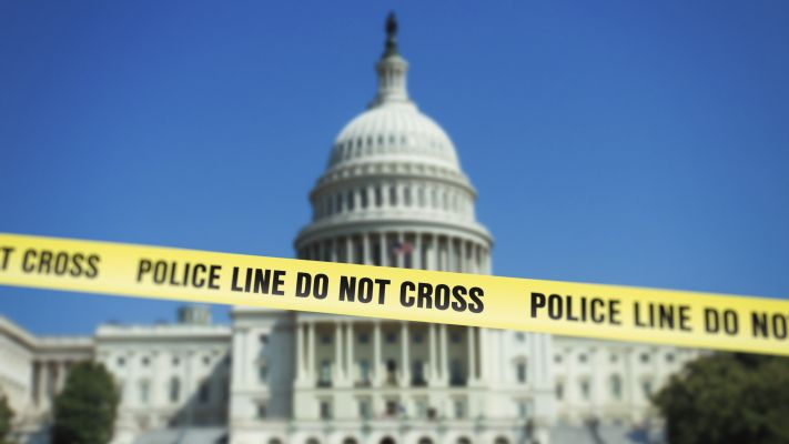 Click to play video: 'Police: Deadly attack at U.S. Capitol possibly premeditated'