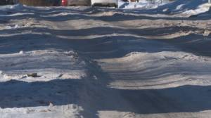 City of Edmonton dealing with influx of complaints about neighbourhood roads