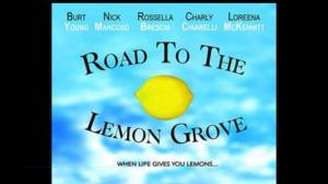 Actor/ musician Charly Chiarelli on his film 'Road to The Lemon Grove'