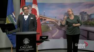 'The first step in change is acknowledging the problem': Mayor Nenshi on protests