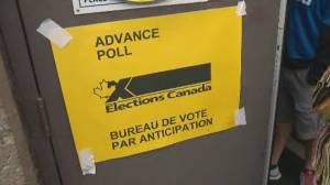 Significance of advance polls in elections