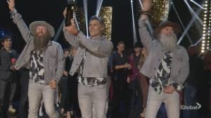The Washboard Union wins Group/Duo of the Year at the 2019 CCMAs