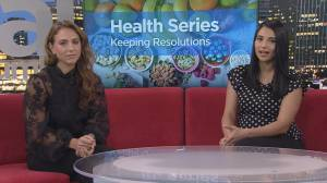 Health Series: How to hold on to your health resolutions