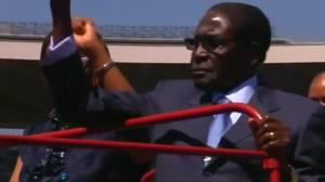 Zimbabwe's former President Mugabe dead at 95