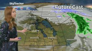Sunshine returns: April 5 Manitoba weather outlook (01:18)