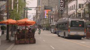 Vancouver City Council considers making Granville Street car-free on weekends (03:24)
