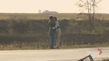 3 people killed in multi-vehicle crash involving fuel-laden