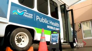 Nova Scotia to roll out mobile vaccination clinic in April (02:01)