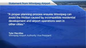 Winnipeg Airport Authority, property developer drama continues