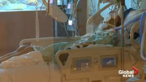 Ontario COVID-19 ICU cases surpass 250, as additional lockdowns set to be rolled out (02:22)