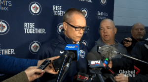 Paul Maurice says Dustin Byfuglien deserves his privacy
