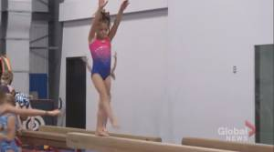 Back to training for Champions Gymnastics (01:58)