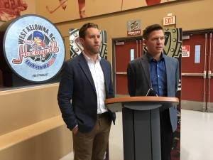 West Kelowna Warriors get new owners