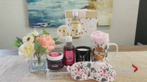 Curated gift baskets to spoil mom this Mother's Day (04:22)