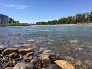 Boating advisory issued for Elbow and Bow rivers