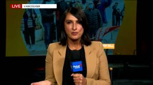 Canada election: All quiet at NDP headquarters following projected Liberal minority government (00:57)