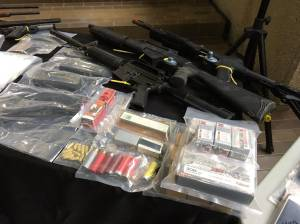 2 separate Edmonton investigations net $800K in 'insidious' drugs, firearms