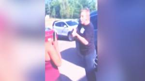White woman pulls a gun on a Black family outside Chipotle in Michigan