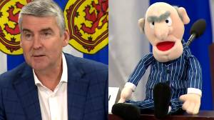 Nova Scotia premier challenges people to 'get the blazes out' and visit local shops and restaurants